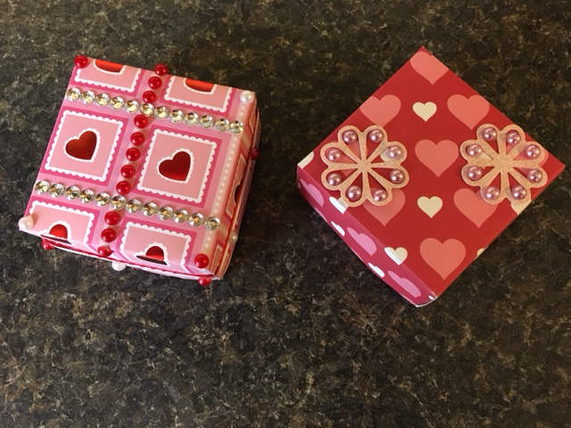 Valentine Chocolate Box Medium