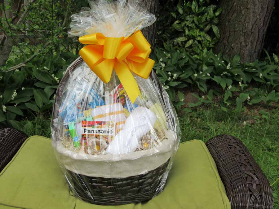 New Home Gift Basket - Large