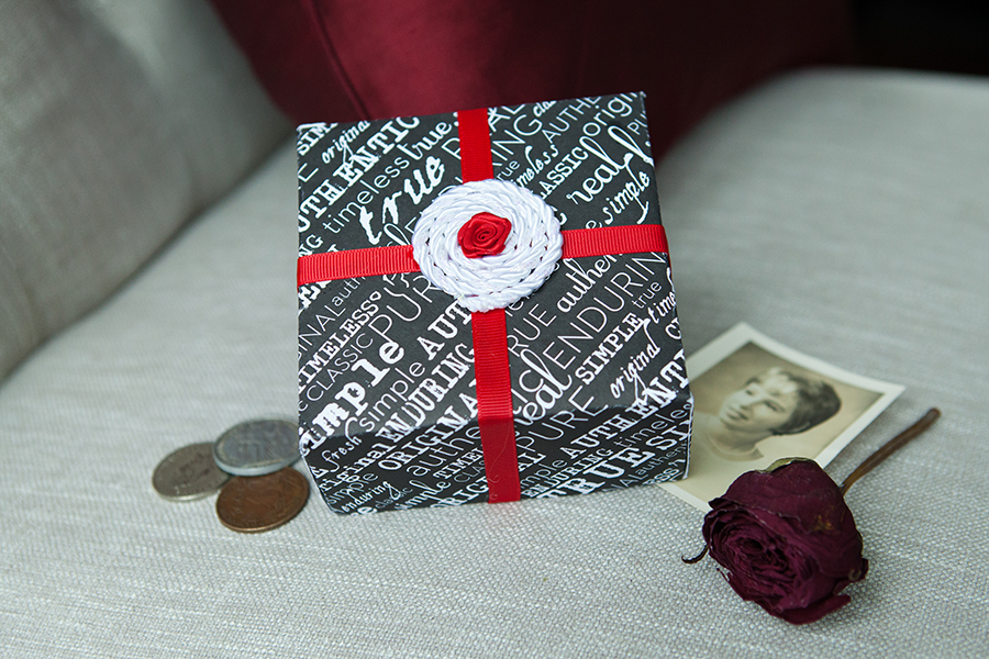 Extra Large Miniature Gift Box