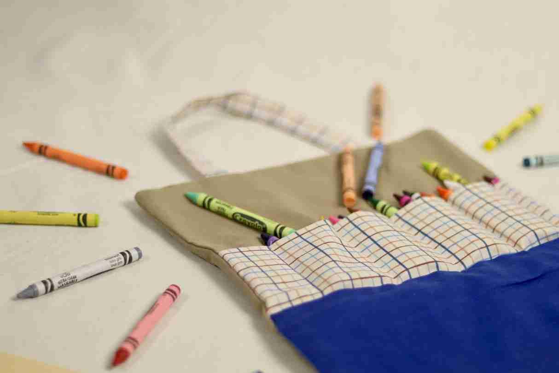 Children's Activity Bag
