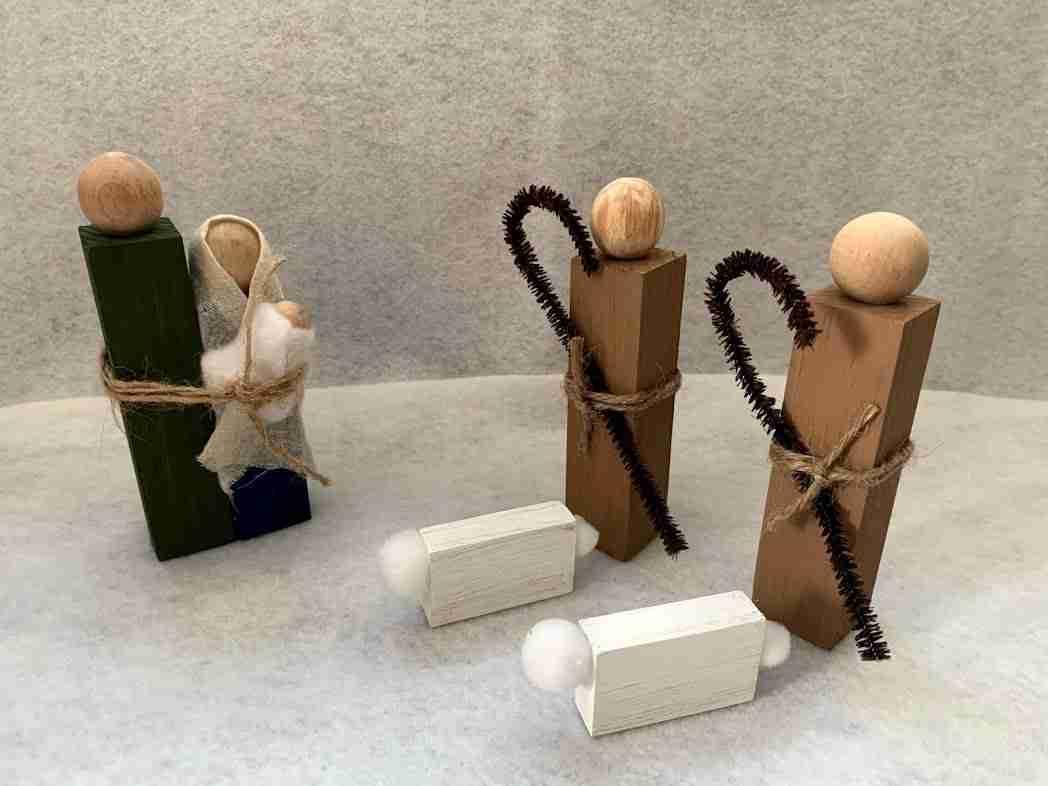 Starter Nativity Set