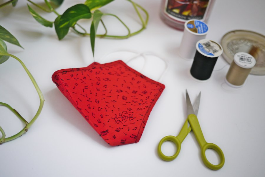 Mask: Pick Your Own Fabric
